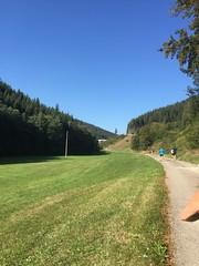 Stauseelauf Vhrenbach (11.5K race/11,5 km Lauf), 25th September 2016, Black Forest, Baden, Germany (Loeffle) Tags: 092016 germany deutschland allemagne blackforest schwarzwald baden foretnoire vhrenbach linach stauseelauf stauseelaufvhrenbach rennen race lauf volkslauf running jogging laufen run 105k 115km