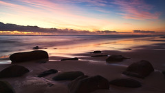 Beached ........ (John Finnan) Tags: seascape sunrise australia queensland pointarkwright johnfinnan