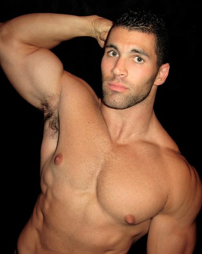 Hot guy muscle