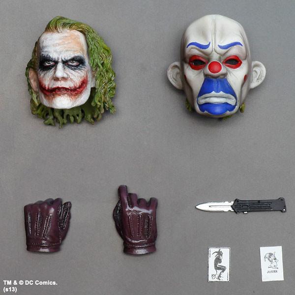 PLAYART改新推出電影版小丑與貓女