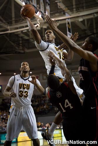 VCU vs. Northeastern