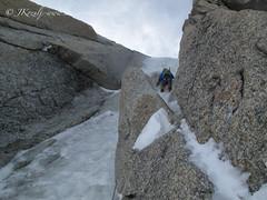 More Ice climbing classic Chamonix