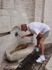 Acqua Acetosa (Piazzale dell') 10 (Fontaines de Rome) Tags: roma rome rom fontana fontane fontaine fontaines fountain fountains brunnen bron font fuente fuentes acqua acetosa piazzale andrea sacchi marcantonio de rossi paolo v alessandro vii