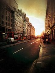 On a London Street