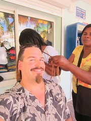 "Hair Braiding - Nieuw Amsterdam Cruise • <a style=""font-size:0.8em;"" href=""https://www.flickr.com/photos/36701684@N02/8312657781/"" target=""_blank"">View on Flickr</a>"