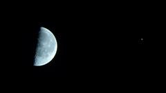 La Luna y Júpiter (Dario Sozoranga) Tags: world moon earth luna astronomy cosmos galaxia tierra satélite universo planetas júpiter