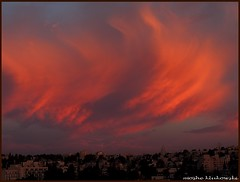 jerusalem -   (moshek70) Tags: sky weather clouds israel jerusalem   cirrus