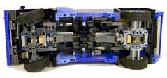 10 (LegoMarat) Tags: lego rally 4wd technic dakar raid rc kamaz камаз powerfunctions