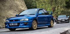 Subaru Impreza 22B STi - RU9831 (Keith Mulcahy) Tags: cars hongkong autos sheko porsche911turbo sbend december2012 canon5dmk3 subaruimpreza22bsti keithmulcahy ru9831 blackcygnusphotography ppa7a0 ppd56c