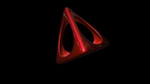 """tetrahedron soft • <a style=""""font-size:0.8em;"""" href=""""http://www.flickr.com/photos/30735181@N00/8325363875/"""" target=""""_blank"""">View on Flickr</a>"""