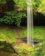 Blast from the past (MarcusDC) Tags: water waterfall kentucky waterfalls menifeecounty brokelegfalls kentuckywaterfall kentuckywaterfalls