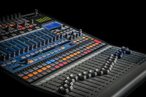 soundboard mixer