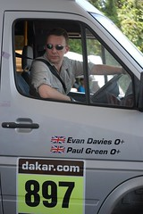 Mr Cool (Ev spanner spinner) Tags: support dakar van 897 dakar2013