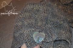 completo_lame_4 (pizzatomariacristina) Tags: lana knitting handmade cloche maglia ferri mohai berretto fattoamano lam