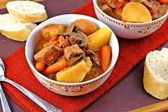 Slow Cooker Beef Stew (Kitchen Life of a Navy Wife) Tags: