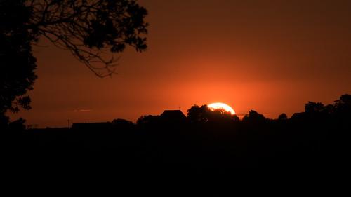 Te Kaha sunset
