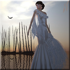 tenuous... (Renee_ Parkes) Tags: azul renee secondlife dreamworld pekka glitterati jamman slfashion amacci reneeparkes chopzuey