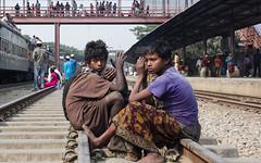 Prayer of street children ( / Gypsy) Tags: sad prayer worried streetchild streetboy futureinquestion bishwaijtima