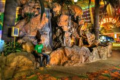 Lobby Sun City Hotel in Sun City Resort. (Yousuf Bhatti (MYB)) Tags: africa park city sun hotel waterfall rocks south reserve casino resort national hdr johannesburg flickrandroidapp:filter=none