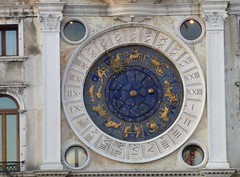 Venice, Italy Torre dell'Orologio (Clock Tower) (army.arch) Tags: venice clock clocktower unesco worldheritagesite astronomicalclock torredellorologio itlay