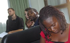 S2C Ambassador Training second phase 2013 (Africa Alliance of YMCAs) Tags: africa youth training kenya rights revolution change ymca development s2c subject2citizen