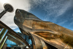 Experience Music Project (todd landry photography) Tags: seattle music green museum architecture project frank photography washington nikon gehry experience todd hdr landry d700