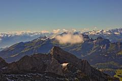170A3416 (Ricardo Gomez A) Tags: sntis mountain montaa berg nieve schnee snow landscape paisaje landschaft schweiz switzerland suiza alpes alps alpen canon canons eos 5ds ngc aire lib