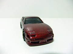 96 NISSAN 180SX TYPE X - HOT WHEELS (RMJ68) Tags: 96 nissan 180sx 180 sx type x 1996 hw hot wheels mattel diecast coches cars juguete toy 164