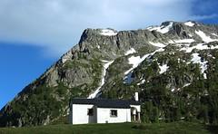 chapelle de Salenfe (bulbocode909) Tags: nature suisse vert bleu neige nuages paysages valais montagnes chapelles salenfe