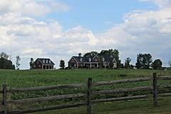 Middlefield Ohio (AZ Ashman 88) Tags: middlefieldohio ohio middlefield farm farmhouse amishcountry 2016