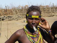 Daasanach tribe  (Ethiopia) (davidevarenni) Tags: tribe trib etiopia ethiopian