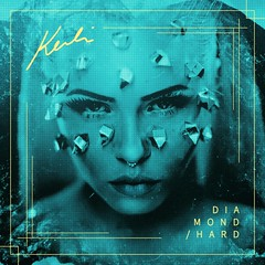 Kerli - Diamond Hard (alexdotpsd) Tags: kerli diamond hard album cover single artwork feral hearts blossom estonia fanmade graphic design commission mixtape