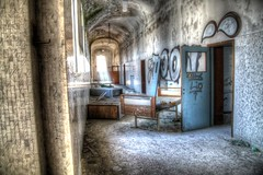 mombello (Nadia Fusi) Tags: abandoned urbex abbandono psychiatry hospital old hdr bracketing canon