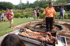 kalua (1600 Squirrels) Tags: 1600squirrels photo 5dii lenstagged canon24105f4 smithstropicalparadise wailuamarinastatepark wailua eastside kauai kauaicounty hawaii usa smithsgardenluaua luau kalua pig imu
