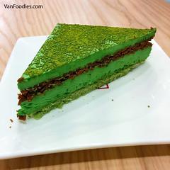 Matcha Mousse (VanFoodies) Tags: chococoocafe earlgreycake redvelvetcake redvelvet shavedice matchalatte matchamousse cake dessert coquitlam