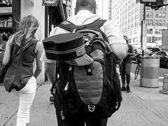 (dannyjive) Tags: blackandwhite monochrome city nyc newyorkcity streetphotography streettog 365project photooftheday dannyjive