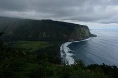 Waipio Valley & Bay (Sean Munson) Tags: hawaii bigisland ocean pacific pacificocean waipiobay waipiovalley waipio