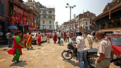 Indra Chowk 17 (David OMalley) Tags: kathmandu nepal nepali indra chowk newar newari newars