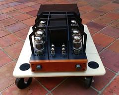 Almarro A50125A front (teddy_qui_dit) Tags: almarro a50125a tubeamp amplificateurlampe amplificateurtubes vaccumtube madeinjapan quality