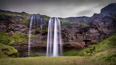 Seljalandsfoss (deborahmoynihan) Tags: seljalandsfoss waterfall iceland longexposure landscape water movement outdoors nature rocks travel nikond7200 tamron1024mm 10stop nd1000 ngc