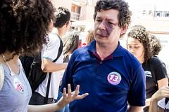 Panfletagem e dilogo com a juventude - Escola estadual Pedro II I 29-08-2016 (eugoverno) Tags: eleies2016 bhnosculo21 bh beag educao