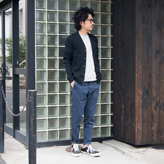 August 18, 2016 at 11:54AM (audience_jp) Tags: shop fashion audienceshop   ootd japan style kouenji snap     upscapeaudience tokyo madeinjapan  aud2707 audience  coordinate