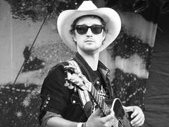 Del Barber (chearn73) Tags: manitoba music live concert festival canada delbarber musician interstellarrodeo cowboyhat portrait person singer winnipeg