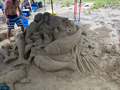 Hanalei_Sand_Castle_Contest-29 (Chuck 55) Tags: hanalei bay sand castle hawaii