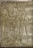 Eagle-Headed Genie (jasjo) Tags: ashmolean museum oxford ancient assyrian basrelief carving eagleheaded genie nimrud stone hdr easyhdr canon canon500hd efs1855