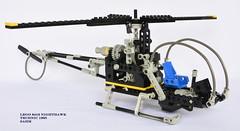 LEGO 8412 Nighthawk (KatanaZ) Tags: lego8412 nighthawk lego technic helicopter copter chopper