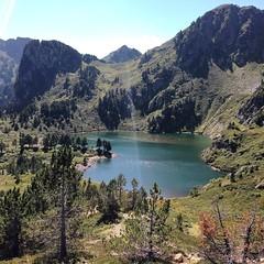 Etang bleu - Les Rabassolles (yamnas10) Tags: etang lac ariege mijanes querigut