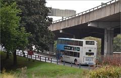 Volvo B7TL/Transbus ALX400, 4422 (paulburr73) Tags: 4422 coventry nxwm nxc ringroad road street highway sliproad flyover bus 2016 september volvo b7tl transbus alx400 adl alexanderdennis midlands westmidlands nationalexpress bv52ocs h4727f urban city a4053