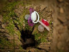 Teat rubber / ttines (jeanclaude-Betapixel) Tags: sucette nature enfance dummy