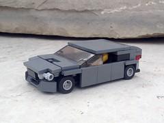 Audi A3 (Kamil Z) Tags: lego audi a3